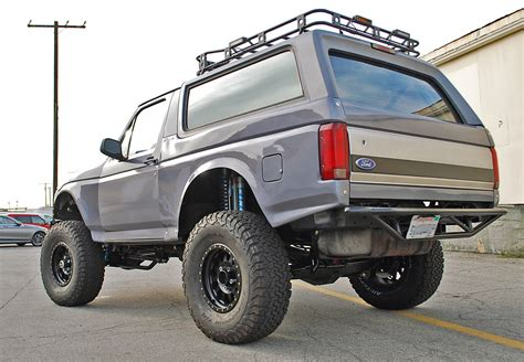 prerunner bronco suspension ford bronco long travel suspension best suspension 2017