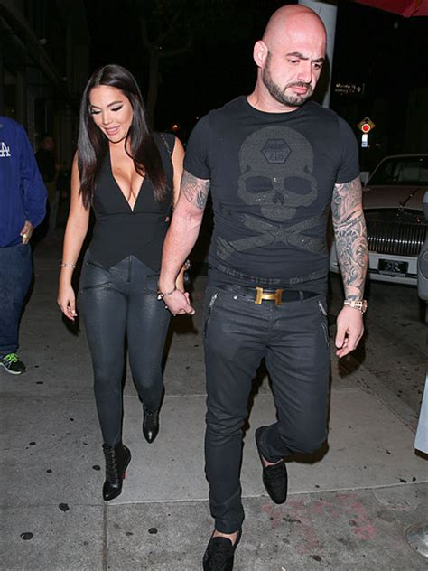 shahs sunset star jessica parido s boyfriend karlen shahs of sunset jessica parido spotted with new man days