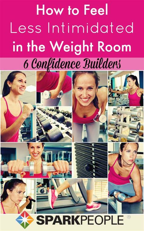 weight room workouts how to feel less intimidated in the weight room workout motivation confidence boosters and