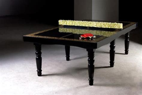 Dining Table Tennis Hunn Wai For Mein Studio Gallery Ping Pong Dining Table Cool
