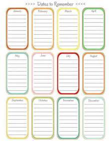 diy home sweet home home management binder important dates