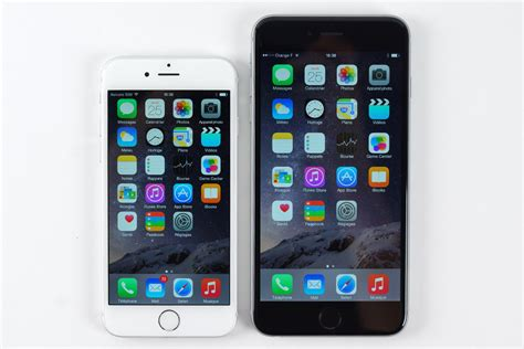 iphone 6 et iphone 6 plus apple voit grand