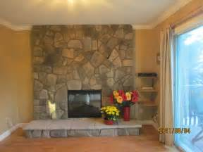 refacing brick fireplaces with cultured rick