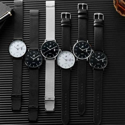 jam tangan jims honey pria jam tangan