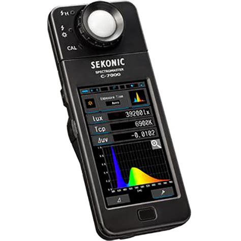 digital color meter sekonic c 7000 spectromaster color meter 401 710 b h photo