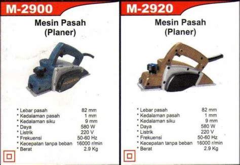 Bor Modern M2100c mulia jaya teknik planer modern