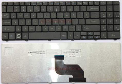 Keyboard Laptop Acer Emachines new acer emachines e525 e625 e627 e725 keyboard us ebay