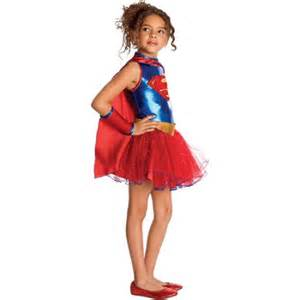 superwoman halloween costume kids supergirl tutu child halloween costume walmart com
