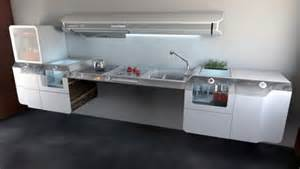 future kitchen design space management in a futuristic modular kitchen