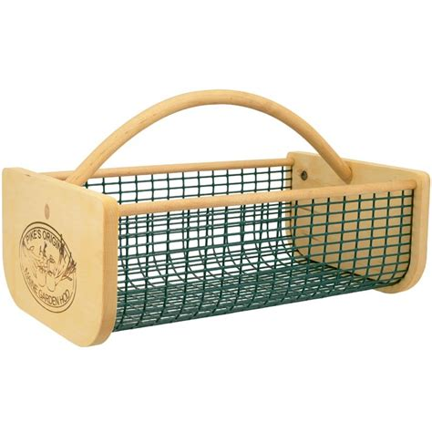 Garden Harvest Basket by Garden Hod Harvest Basket
