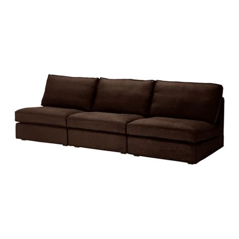 Kivik Sofa Combination Tullinge Dark Brown Ikea