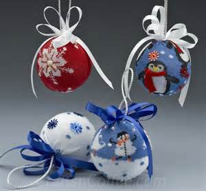 Make It Ornaments - here s how to make dollar store sock ornaments