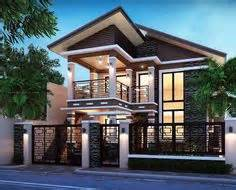 Modern House Design With Floor Plan In The Philippines Philippine House Design Two Storey Google Search House
