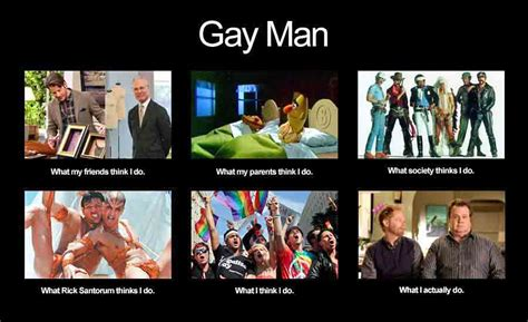 Cute Gay Memes - a photographic guide to how the world views gay men queerty