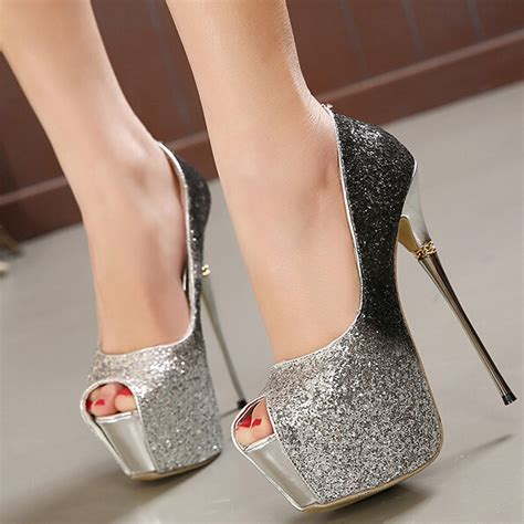 High Heels Nd 02 Berkualitas By For Store high heels 16cm fashion shoes stiletto matel