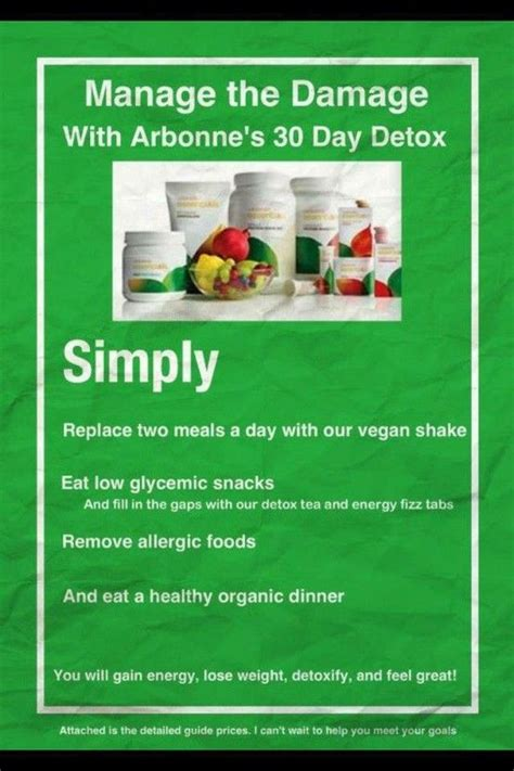 Arbonne Detox Testimonials by 30 Day And 30 Day Cleanse On