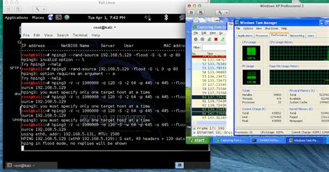 tutorial on hacking with kali linux kali linux 1 1 0a vm 486
