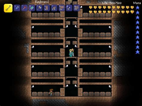 terraria storage room steam community guide chest organization and item sorting a simple guide