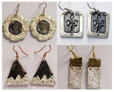 Anju Handcrafted Jewelry - made in america from vintages of los gatos handcrafted