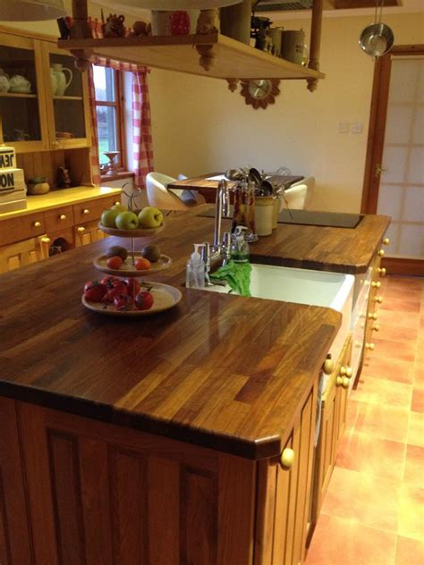 kitchen island worktop iroko worktop gallery