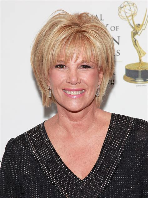 joan lunden hairstyles 2015 joan lunden gives an emotional update on her ongoing