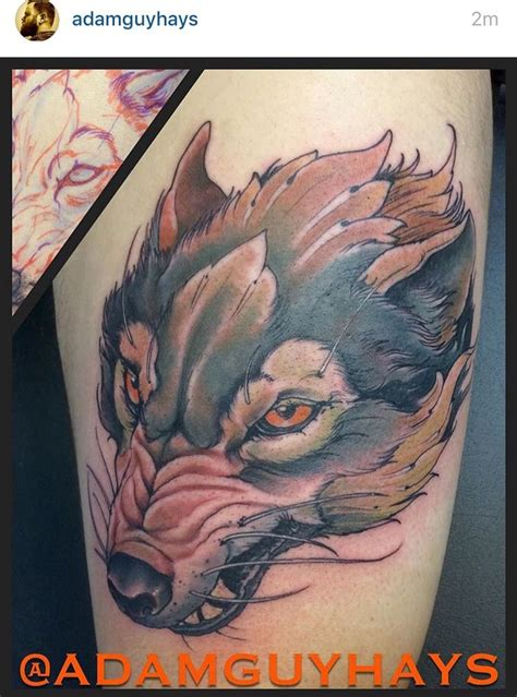 tattoo inspiration wolf 17 best images about tattoo inspiration on pinterest