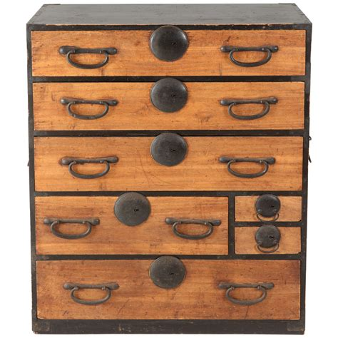 Japanese Chest Of Drawers by Japanese Chest Of Drawers Tansu At 1stdibs