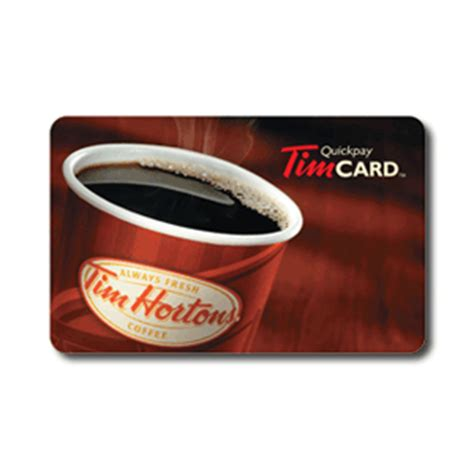 Tim Horton Gift Card - contest 100 tim horton s gift card