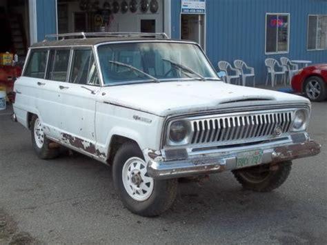 1969 Jeep Wagoneer Purchase New 1969 Kaiser Jeep Wagoneer In Yelm Washington