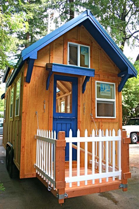 tiny house with deck molecule tiny homes tiny house design