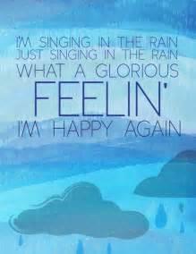 singing in the quotes quotesgram