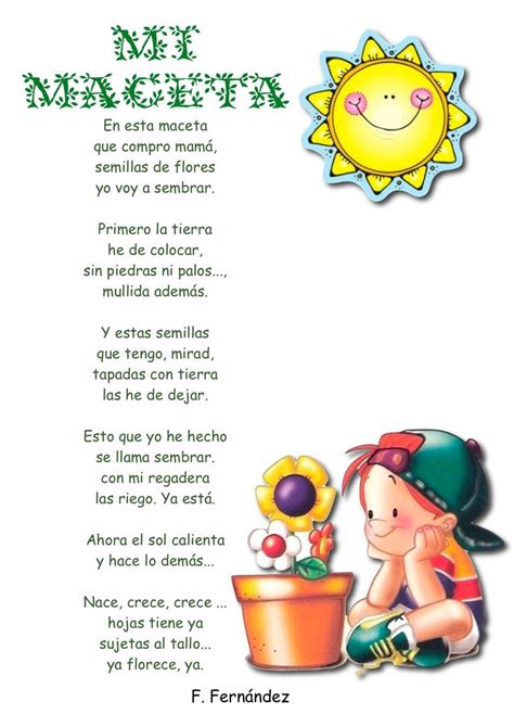 poemas infantil poes 237 a para ni 241 os poetry for children a collection of