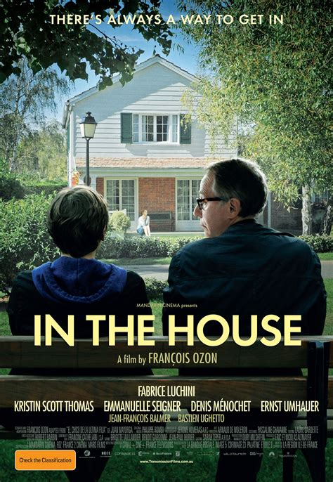 in the house movie review in the house trespass magazine