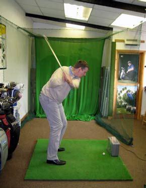 practice golf swing indoors david hawkins golf 187 club facilities