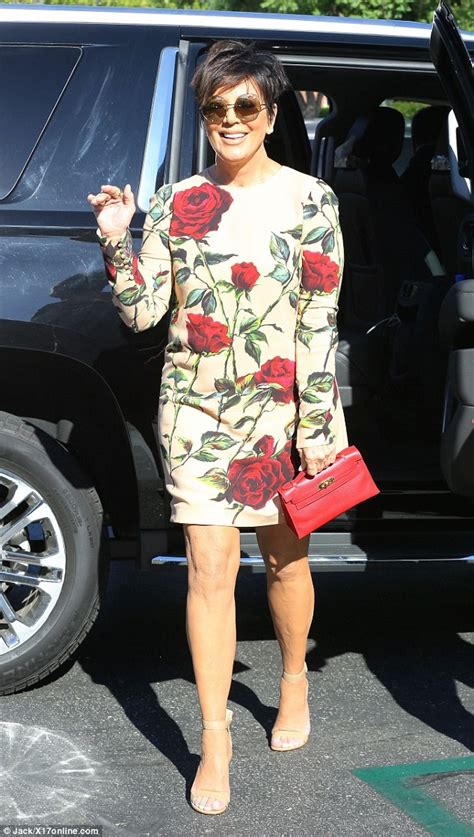Sharrats Dressed Up Book Tour by Khloe Wears Kit To Kris Jenner S Book