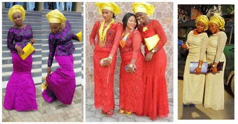 Aso Ebi Styles Iro And Buba | 8 beautiful iro and buba aso ebi styles we love