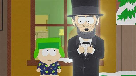 abraham lincoln or south abraham lincoln south park studios deutschland