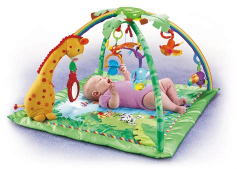 Rainforest Baby Play Mat by Shop For Fisher Price Rainforest Melodies Lights Deluxe
