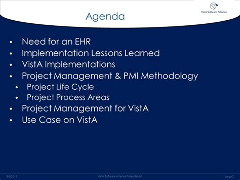 Implementation Of An Ehr Focus On Vista Ppt Download Ehr Powerpoint Templates