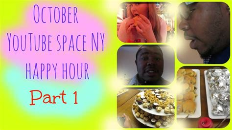 Happy Hour With Entourage Part 2 by October Space Ny Happy Hour Part 1