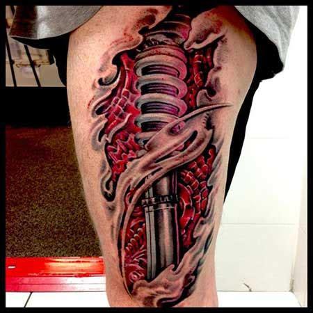tattoo geisha na perna tatuagens na perna femininas e masculinas tatuagens