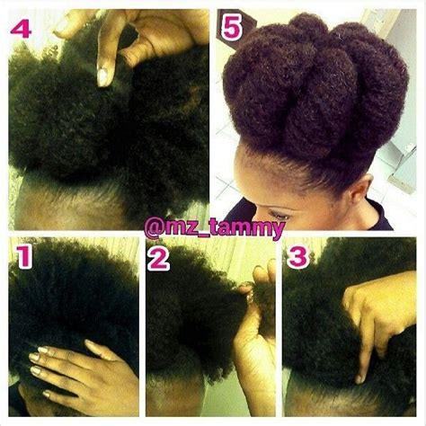 french roll for transitioning to natural transitioning hairstyles updo my black hair is