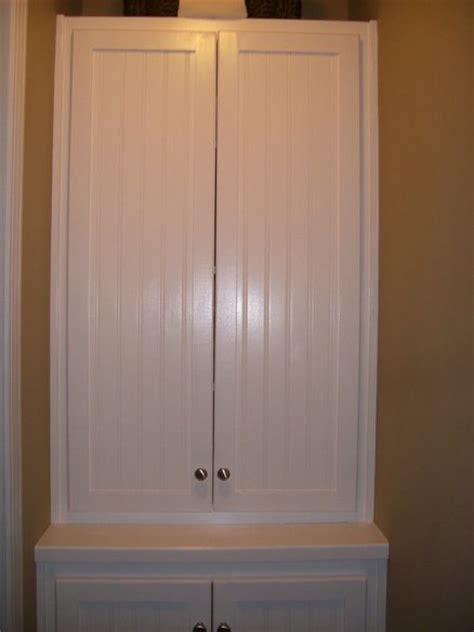 built in linen cabinet linen cabinet built in by cheyenne lumberjocks