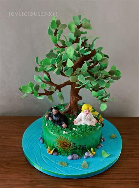 Fondant Cake Bisa Custom Model 6 les 144 meilleures images du tableau modelage arbres sur g 226 teaux singe