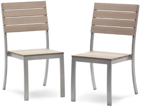 Inexpensive Armless Chairs Black Friday Strathwood Brook Dining Armless Chair Set Of
