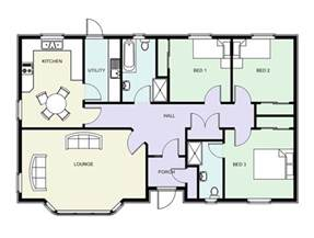 create house floor plan home designs floor plans qld
