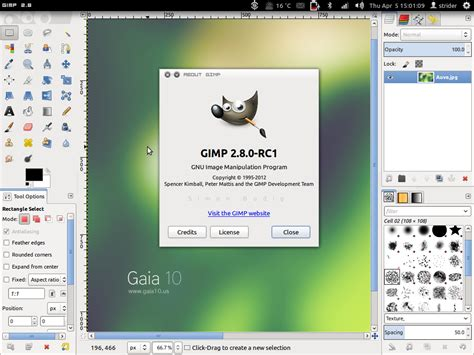 tutorial the gimp 2 8 softwares gr 225 ficos on emaze
