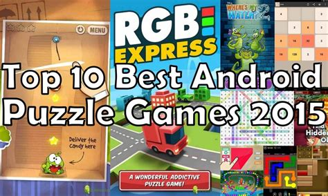 Puzzle Top top 10 best android puzzle 2015 free