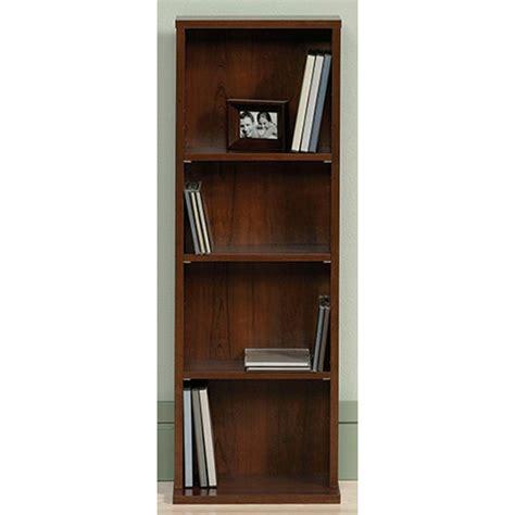 1000 cd storage cabinet sauder beginnings brook cherry media storage 415796 the
