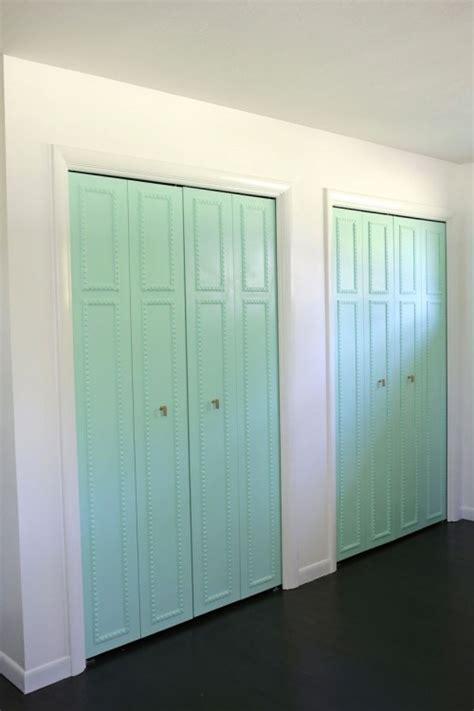 Trimming Closet Doors How To Customize Your Closet Doors With Trim Shelterness